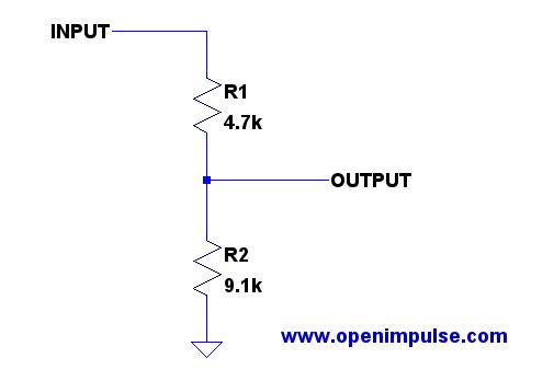 unidirectional voltage level translators